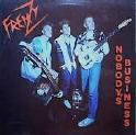 Frenzy Nobodys Business
